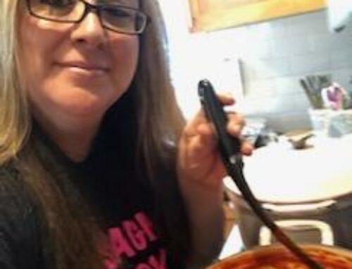 The Lasagna Lady